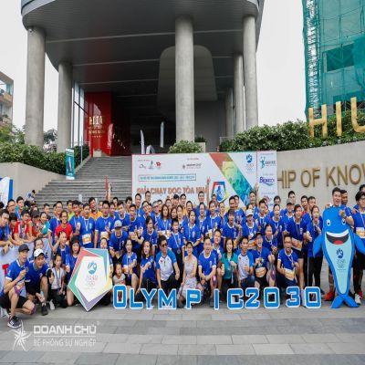 CHẠY DỌC TOÀ NHÀ CÚP DOANH CHỦ – BMC – 2019
